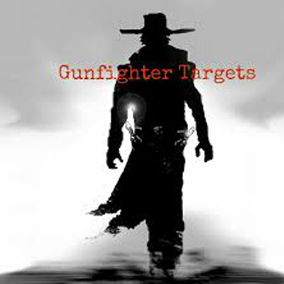 Gunfighter Targets Logo