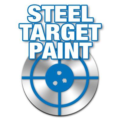 Steel Target Paint Logo